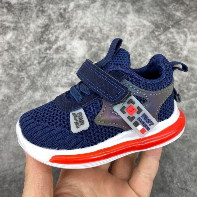 Кросівки для хлопчиків і дівчаток: A10370, розміри 21-26 (A) | Jong•Golf