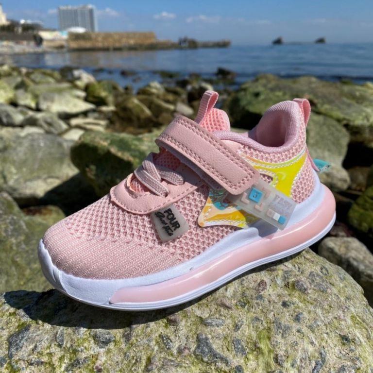 Кроссовки для мальчиков и девочек: B10371, размеры 26-31 (B) | Jong•Golf