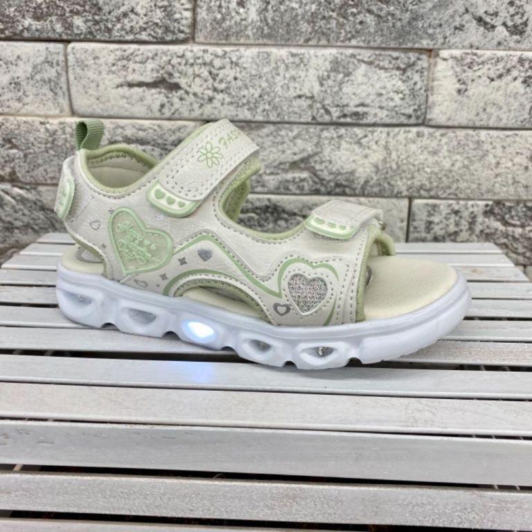 Girl Sandals for girls: A20042, sizes 23-28 (A) | Jong•Golf