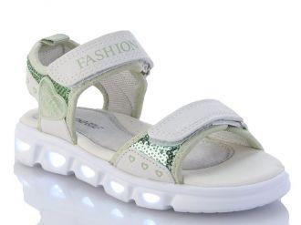 Girl Sandals for girls: B20045, sizes 27-32 (B)   Jong•Golf