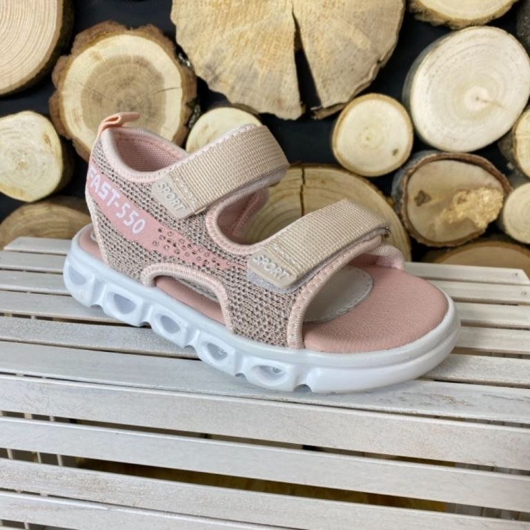 Girl Sandals for boys & girls: B20057, sizes 27-32 (B) | Jong•Golf