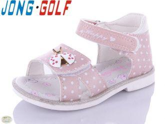 Сандали для девочек: A20095, размеры 22-27 (A) | Jong•Golf