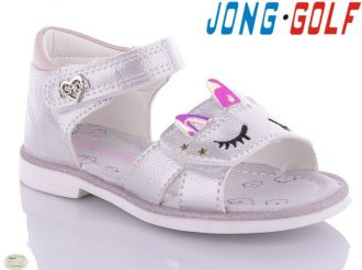Sandals for girls: M20096, sizes 18-23 (M)   Jong•Golf, Color -19