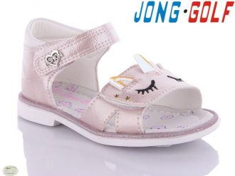 Sandals for girls: M20096, sizes 18-23 (M)   Jong•Golf, Color -28