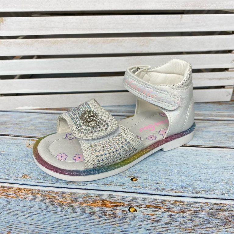 Sandals for girls: M20100, sizes 18-23 (M)   Jong•Golf