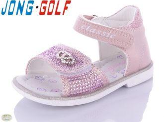 Сандали для девочек: M20100, размеры 18-23 (M) | Jong•Golf | Цвет -8