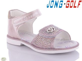 Sandals for girls: A20101, sizes 22-27 (A)   Jong•Golf, Color -28