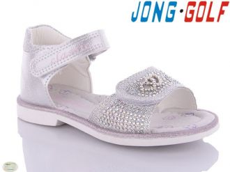 Sandals for girls: A20101, sizes 22-27 (A)   Jong•Golf, Color -19