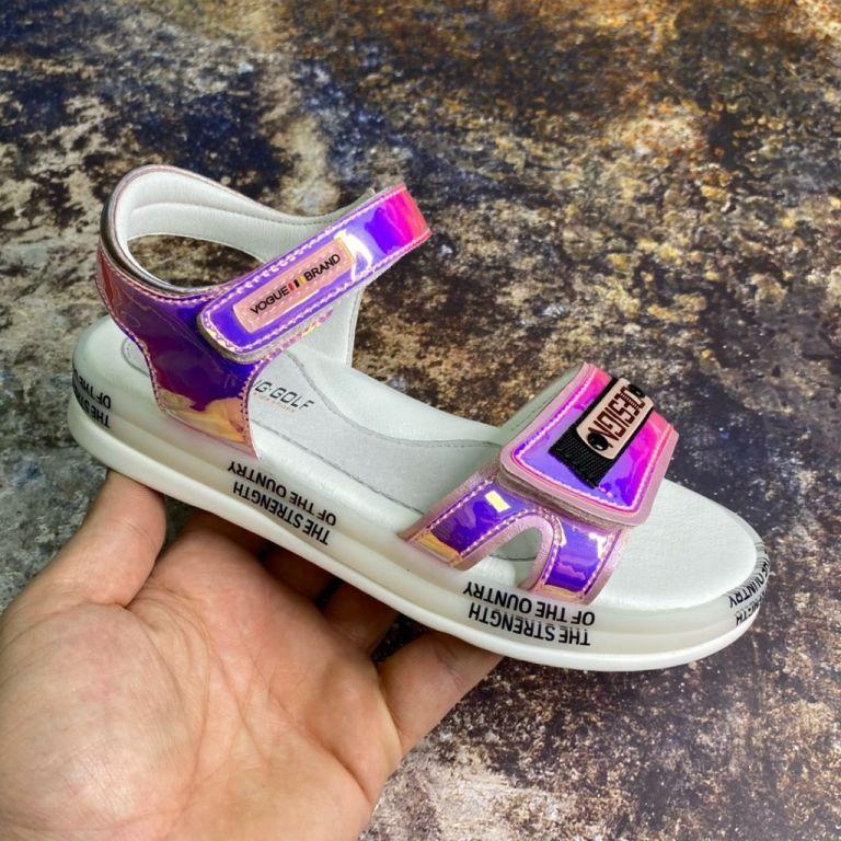 Girl Sandals for girls: B20106, sizes 26-31 (B) | Jong•Golf