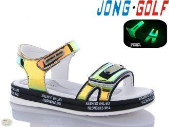 Босоніжки для дівчаток: C20107, розміри 31-36 (C)   Jong•Golf, Колір -22
