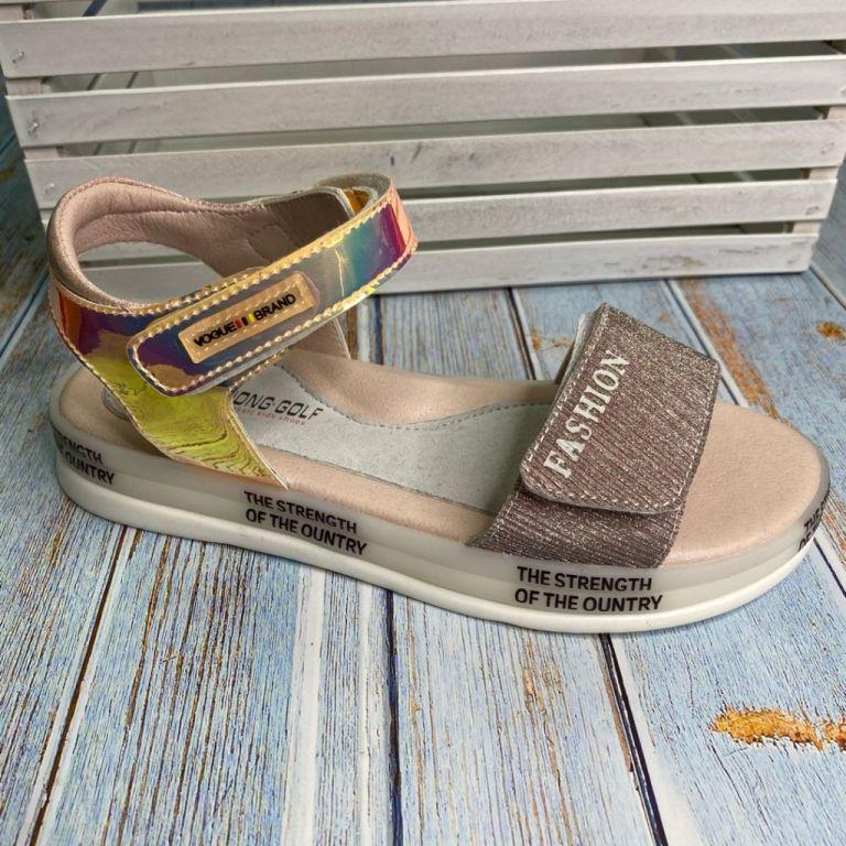 Girl Sandals for girls: C20109, sizes 31-36 (C) | Jong•Golf