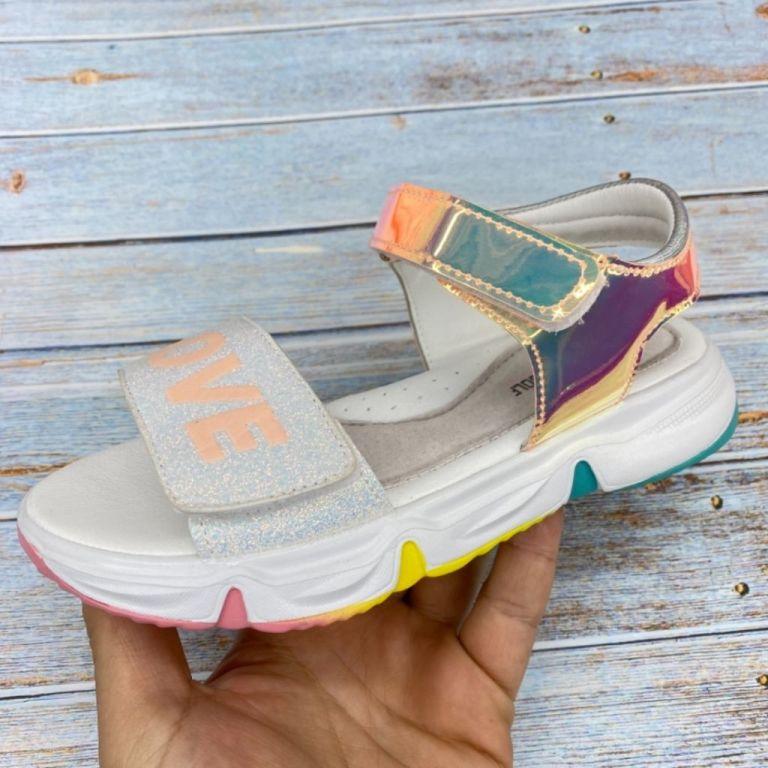 Girl Sandals for girls: C20113, sizes 31-36 (C) | Jong•Golf