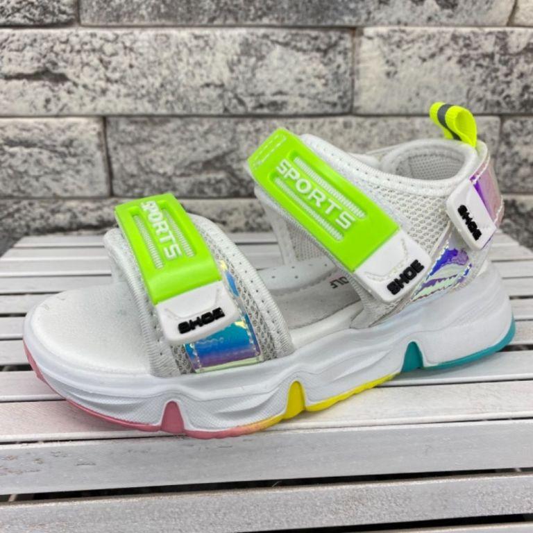 Girl Sandals for girls: B20114, sizes 26-31 (B) | Jong•Golf
