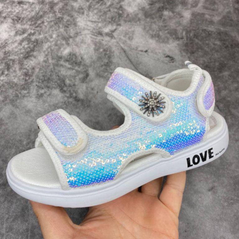 Girl Sandals for girls: C20117, sizes 31-36 (C) | Jong•Golf