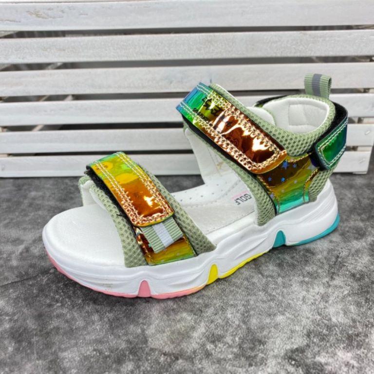 Girl Sandals for girls: B20122, sizes 26-31 (B) | Jong•Golf