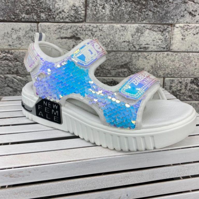 Girl Sandals for girls: C20149, sizes 32-37 (C) | Jong•Golf