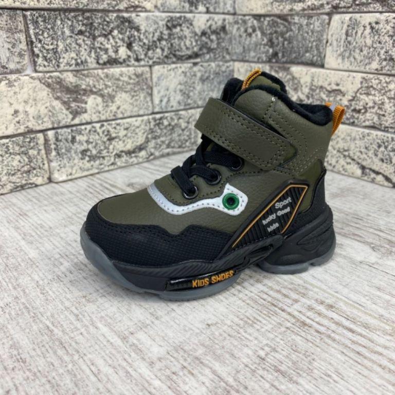 Ботинки для мальчиков и девочек: B30222, размеры 27-32 (B) | Jong•Golf