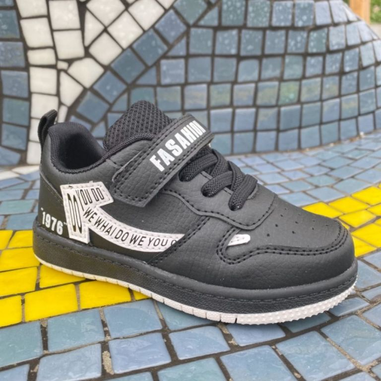 Sneakers and slip-ons for boys & girls: A10400, sizes 21-26 (A) | Jong•Golf