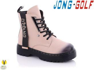 Ботинки для девочек: C30498, размеры 32-37 (C) | Jong•Golf