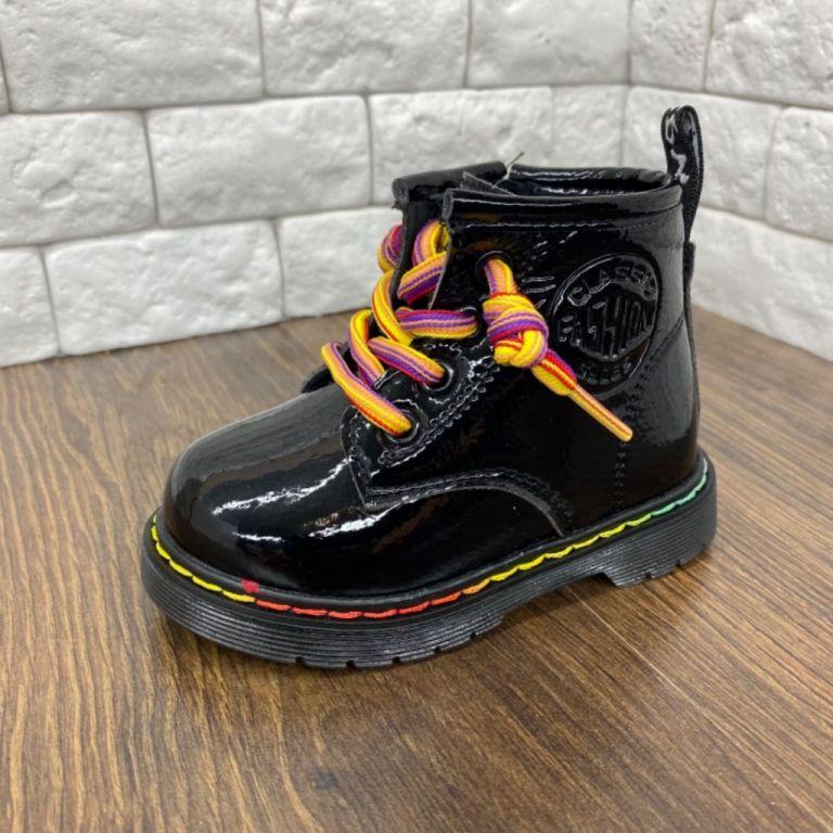 Ботинки для девочек: A30504, размеры 22-27 (A) | Jong•Golf