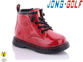 Ботинки для девочек: B30505, размеры 27-32 (B)   Jong•Golf