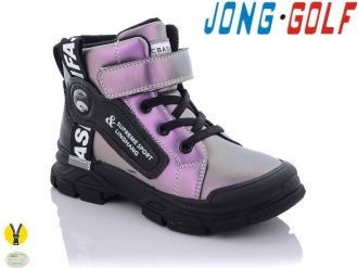 Boots for girls: B30496, sizes 31-36 (B) | Jong•Golf | Color -12
