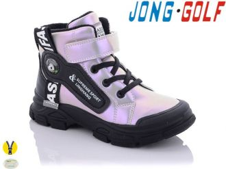 Boots for girls: B30496, sizes 31-36 (B) | Jong•Golf | Color -19