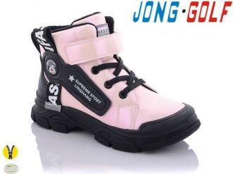 Ботинки для девочек: B30496, размеры 31-36 (B) | Jong•Golf