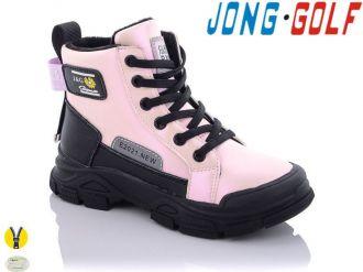 Ботинки для девочек: B30495, размеры 26-31 (B) | Jong•Golf
