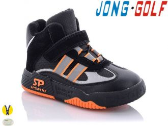 Boots for boys & girls: A30454, sizes 22-27 (A)   Jong•Golf, Color -0