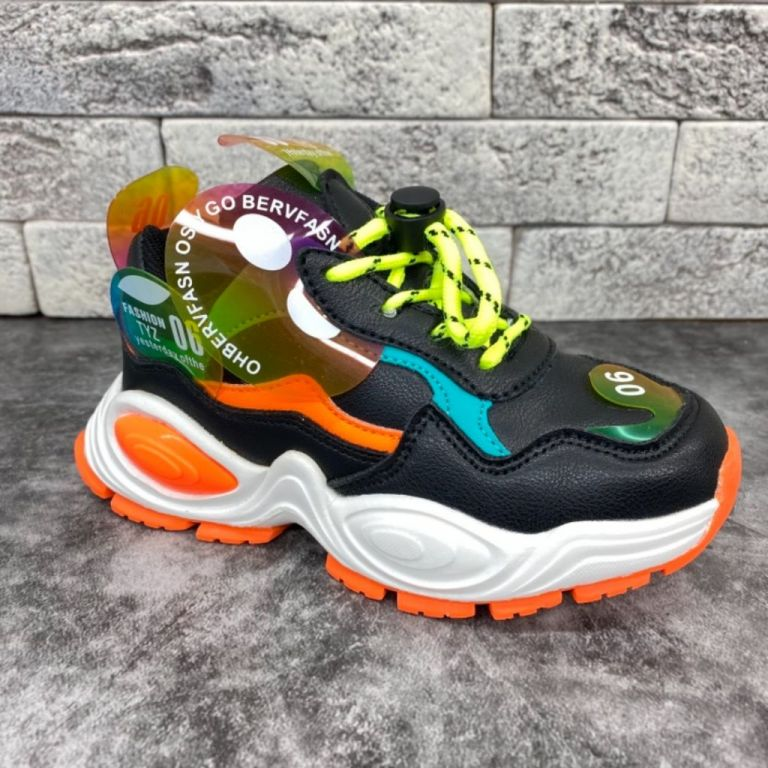 Кроссовки для девочек: C10445, размеры 32-37 (C) | Jong•Golf