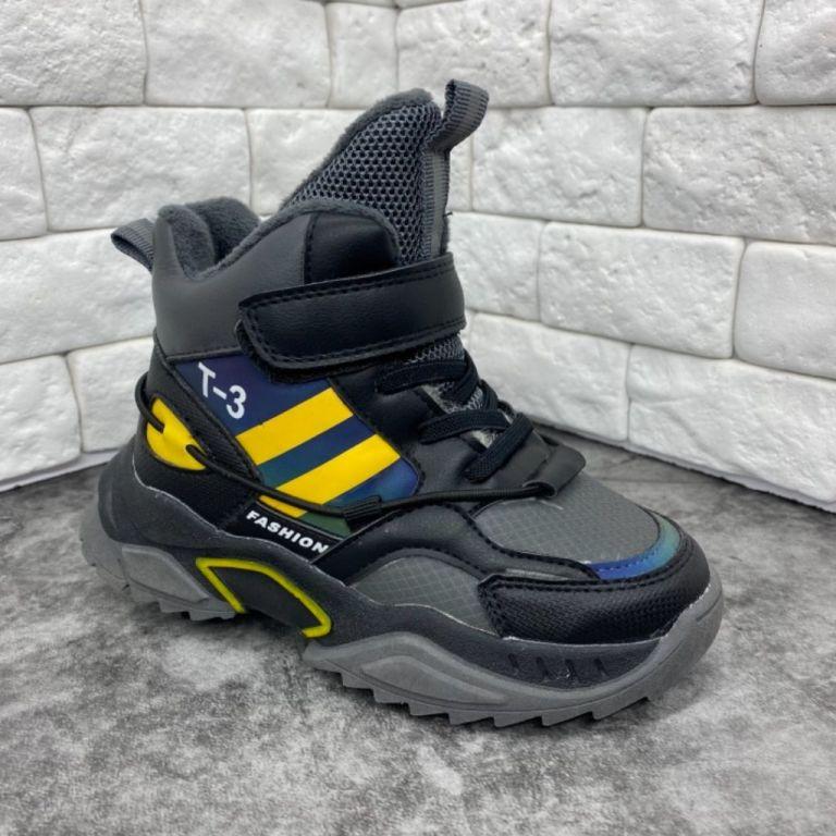 Ботинки для мальчиков: B40116, размеры 27-32 (B) | Jong•Golf
