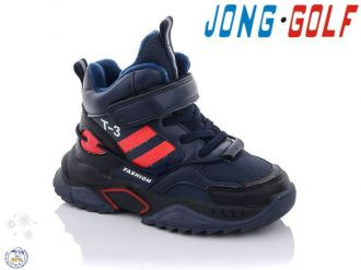 Boots for boys: B40116, sizes 27-32 (B)   Jong•Golf, Color -1