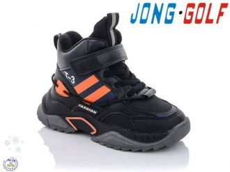 Ботинки для мальчиков: C40117, размеры 32-37 (C) | Jong•Golf, Цвет -0