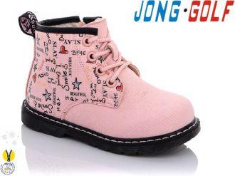 Ботинки для девочек: A40182, размеры 22-27 (A)   LadaBB   Цвет -28