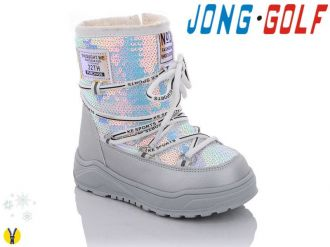 Boots for girls: B40108, sizes 23-30 (B) | Jong•Golf | Color -29