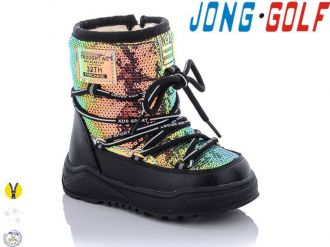 Boots for girls: B40108, sizes 23-30 (B) | Jong•Golf | Color -0