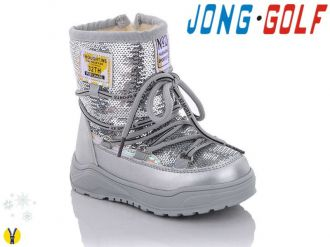Boots for girls: B40108, sizes 23-30 (B) | Jong•Golf | Color -19