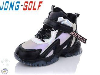 Ботинки для девочек: C40127, размеры 32-37 (C) | Jong•Golf, Цвет -19
