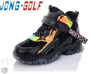 Ботинки для девочек: C40127, размеры 32-37 (C) | Jong•Golf, Цвет -0