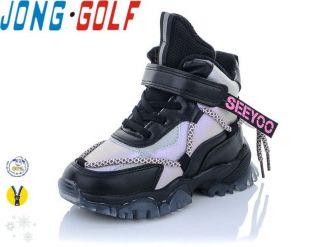 Ботинки для девочек: C40148, размеры 32-37 (C) | Jong•Golf | Цвет -19