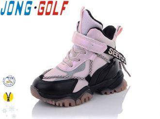 Ботинки для девочек: C40148, размеры 32-37 (C) | Jong•Golf | Цвет -8