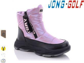 Ботинки для девочек: C40152, размеры 32-37 (C) | Jong•Golf, Цвет -8