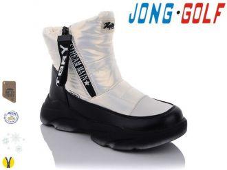 Ботинки для девочек: C40152, размеры 32-37 (C) | Jong•Golf, Цвет -7