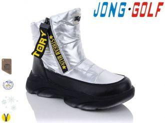 Ботинки для девочек: C40152, размеры 32-37 (C) | Jong•Golf, Цвет -19