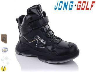 Ботинки для девочек: C40171, размеры 32-37 (C) | Jong•Golf, Цвет -0