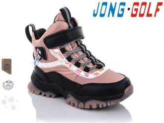 Ботинки для девочек: C40174, размеры 32-37 (C) | Jong•Golf, Цвет -28