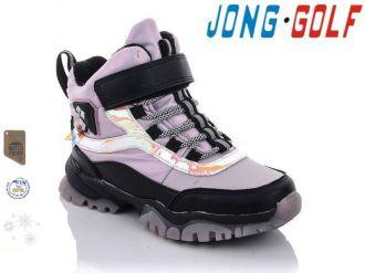 Ботинки для девочек: C40174, размеры 32-37 (C) | Jong•Golf, Цвет -19