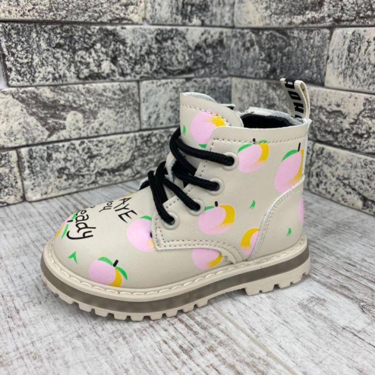Ботинки для девочек: A30488, размеры 22-26 (A) | Jong•Golf