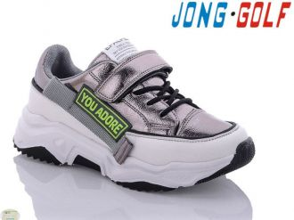 Sneakers for girls: C10501, sizes 31-36 (C) | Jong•Golf | Color -22